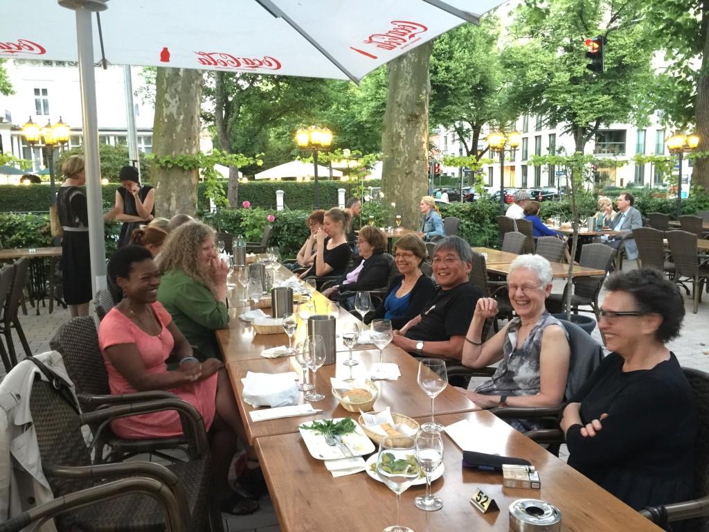 Akademy restaurant Hamburg
